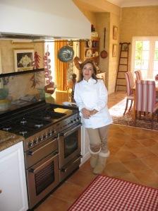 In my kitchen in Perth