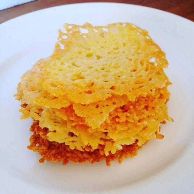 parmesan crispis #2